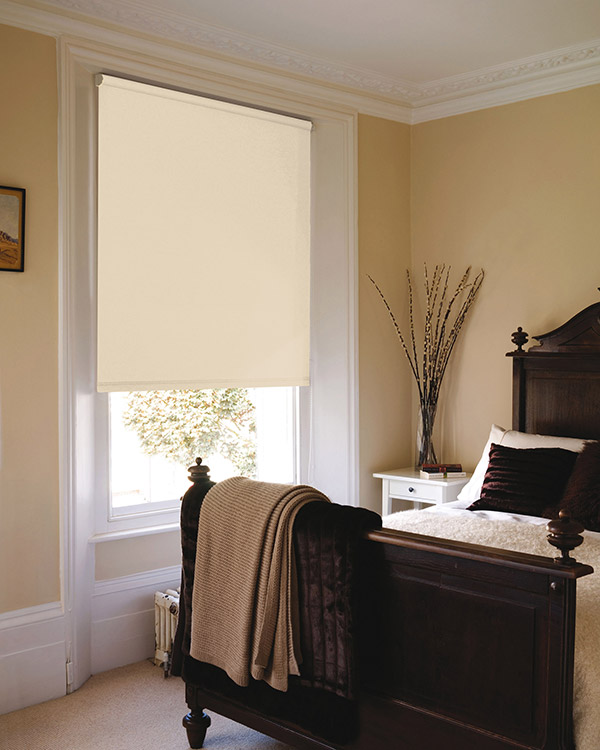 Cream Blackout Blinds