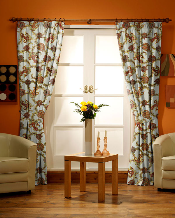 Traditional Collection Curtains