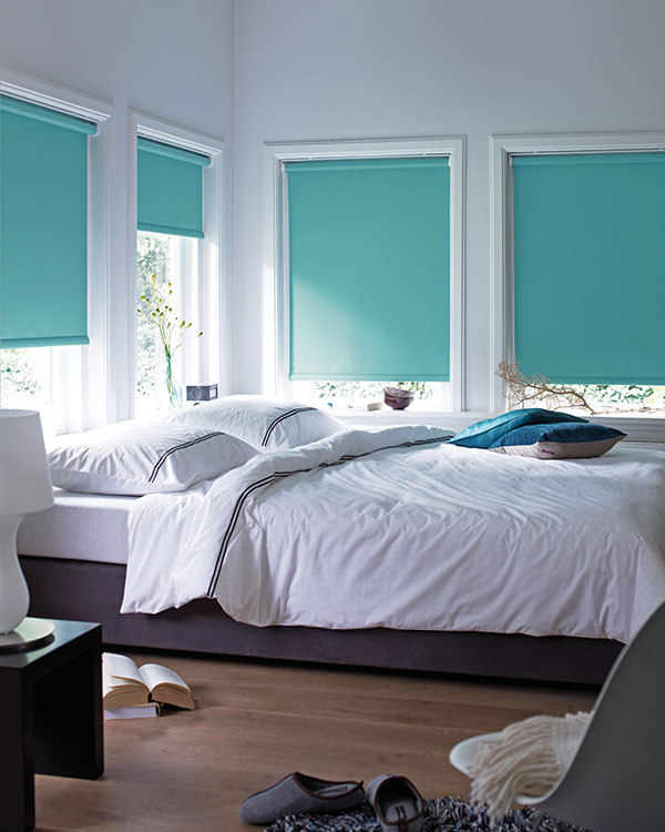 Flame Retardant Blackout Blinds