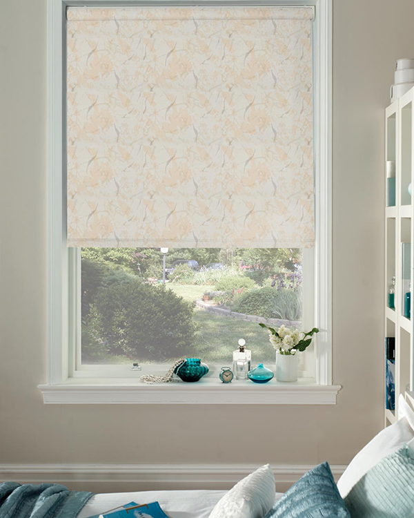 Decora Silica Fawn Blackout Blinds