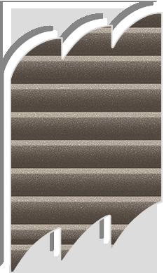 Original brown venetian blinds for velux roof windows for Velux ggl 808 dimensions