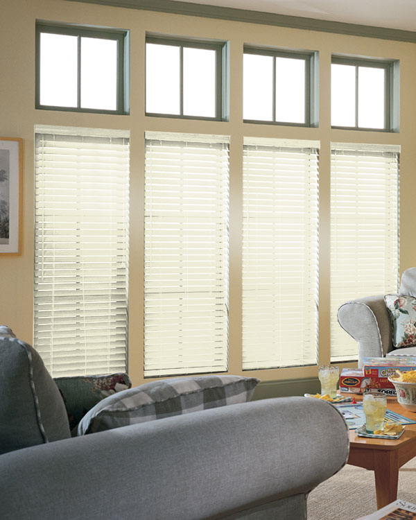 Ecru Wooden Blinds