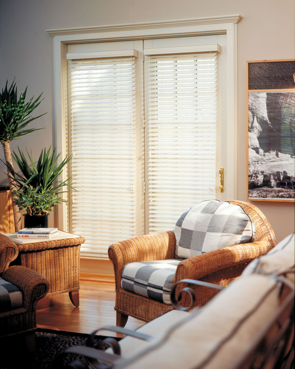 Milk Wooden Blinds