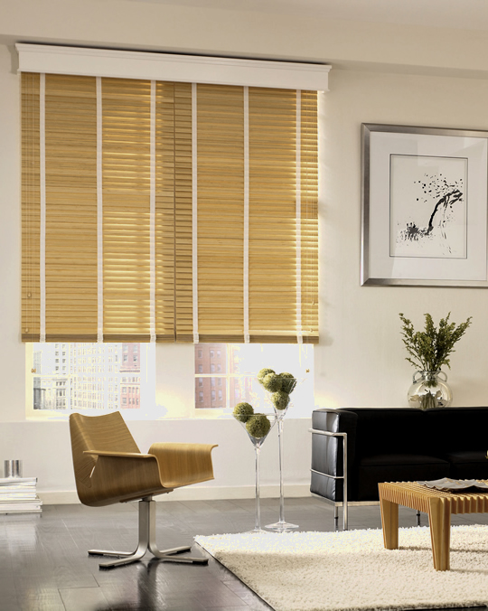 Real Oak Oiled Wooden Blinds